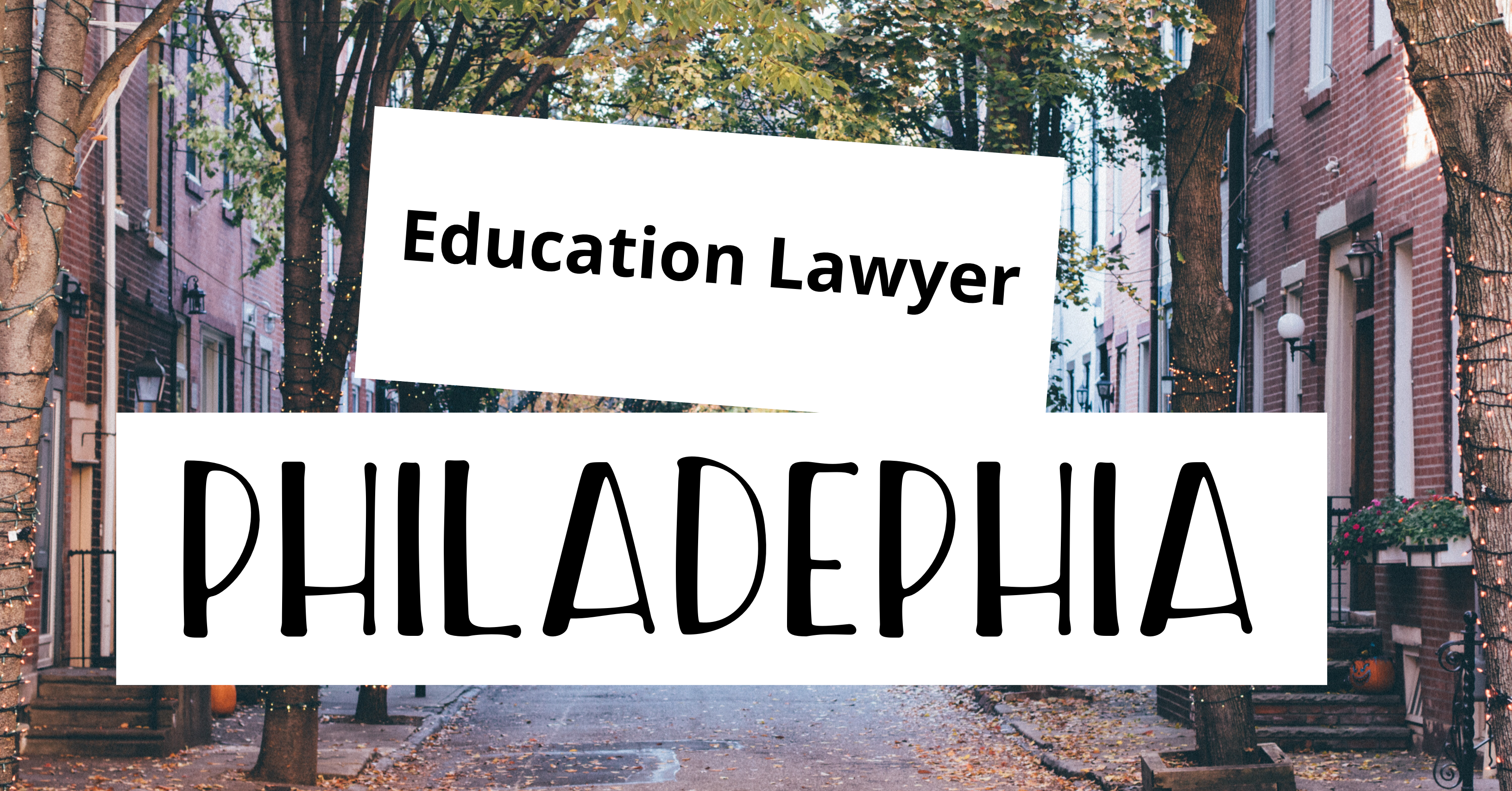 education lawyers philadelphia