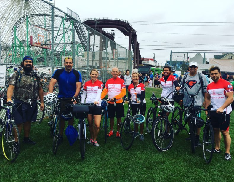 MS Ride 2016 – Team Montgomery Law