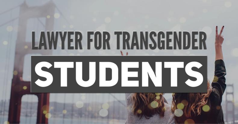 Lawyer for Transgender Students