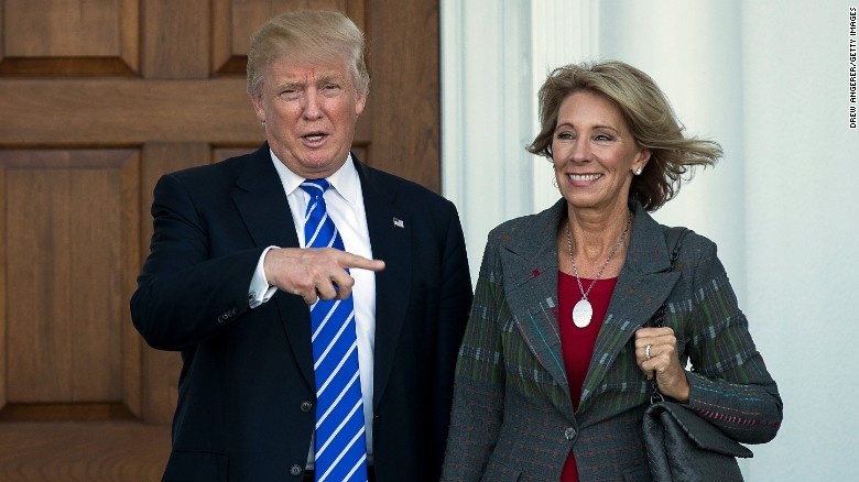Betsy DeVos and Special Education