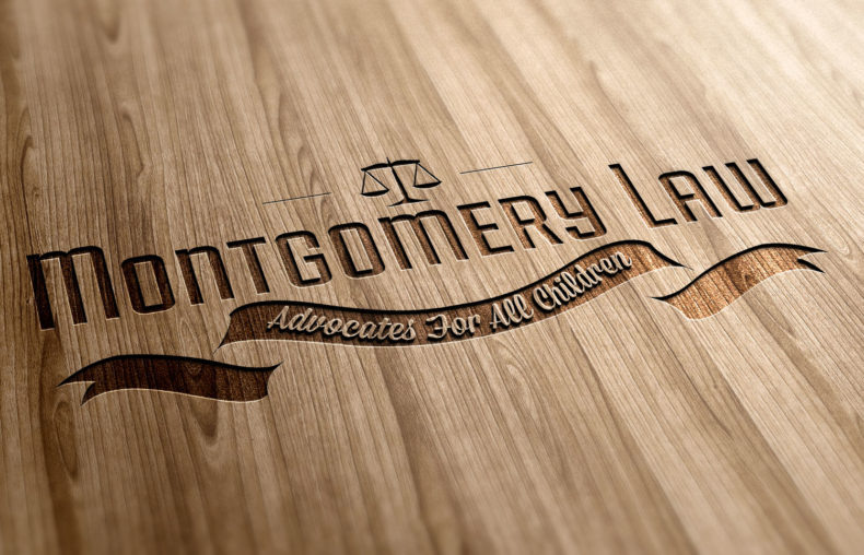 Montgomery Law wood carving