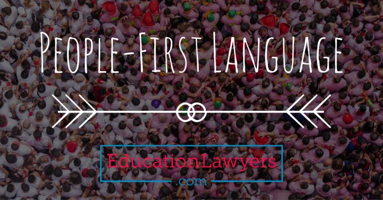 People-First Language